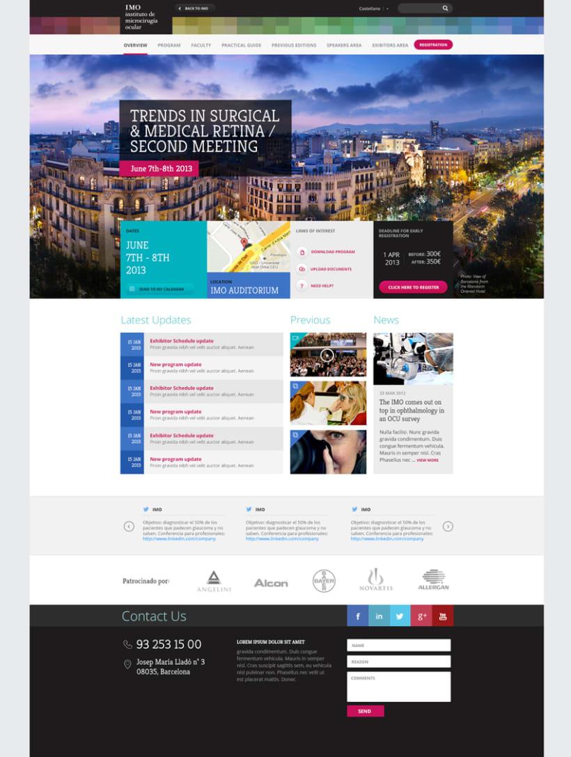 IMO Corporate Site 1