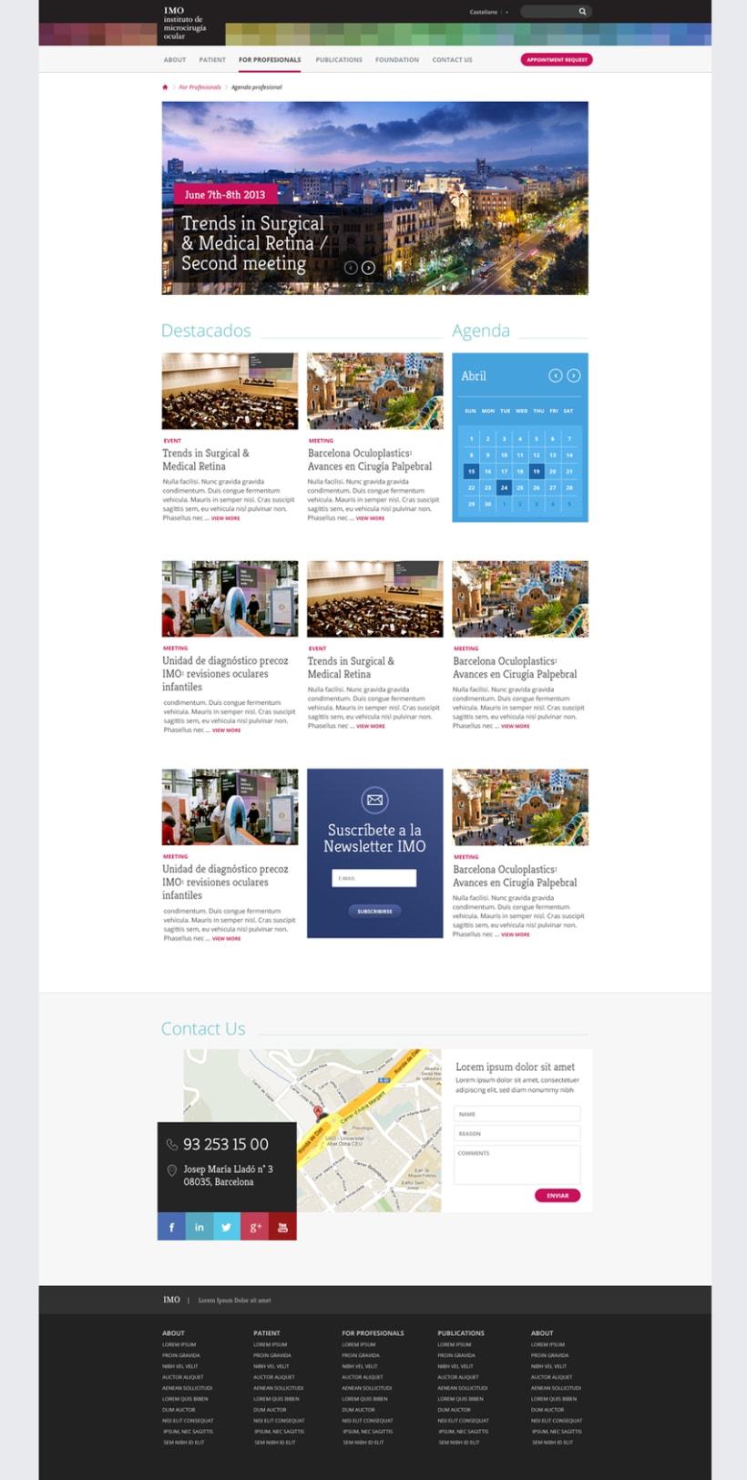 IMO Corporate Site 2