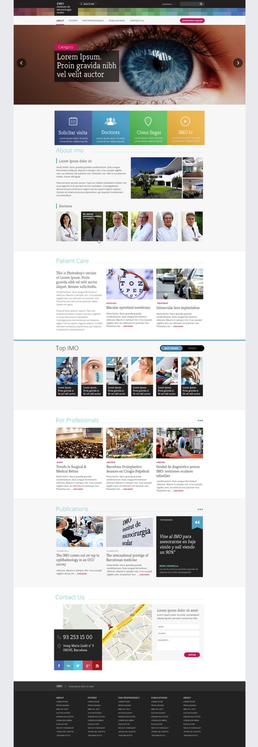 IMO Corporate Site 3