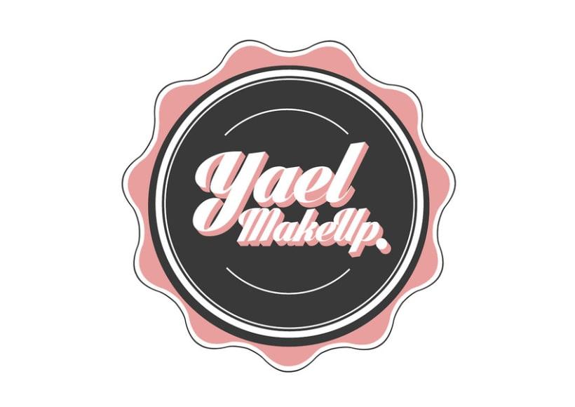 Logotipo para Yael Makeup -1