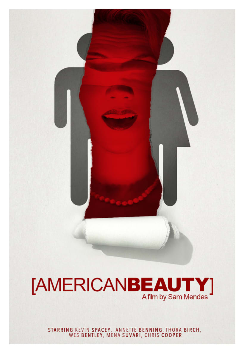 Poster ''American Beauty'' -1