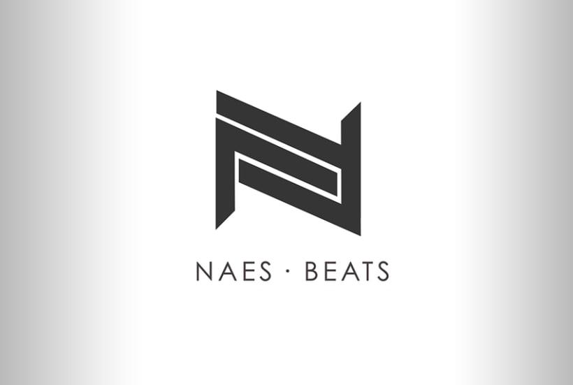 Logotipo para NaesBeats -1