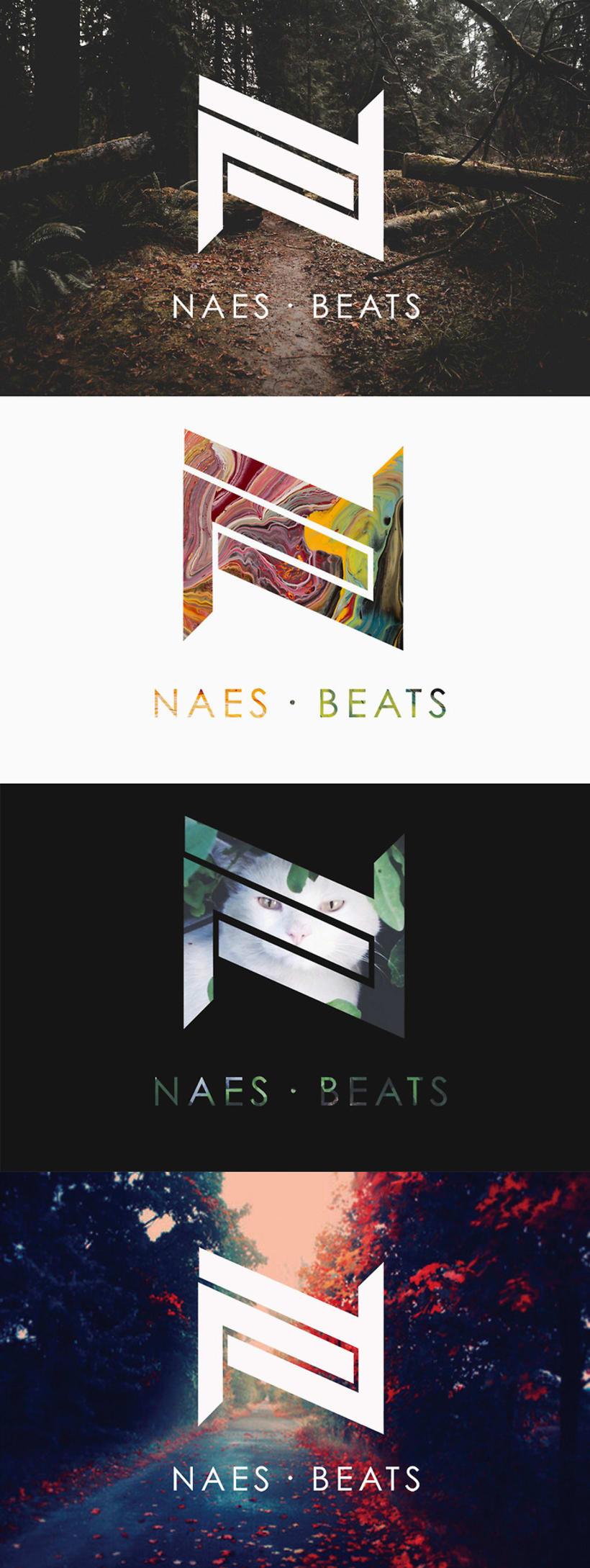 Logotipo para NaesBeats 0