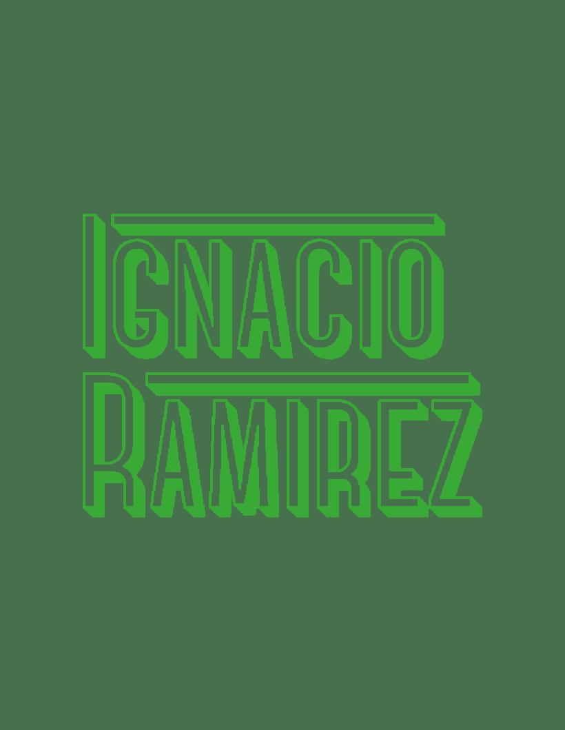 Logos Ignacio Ramirez 2