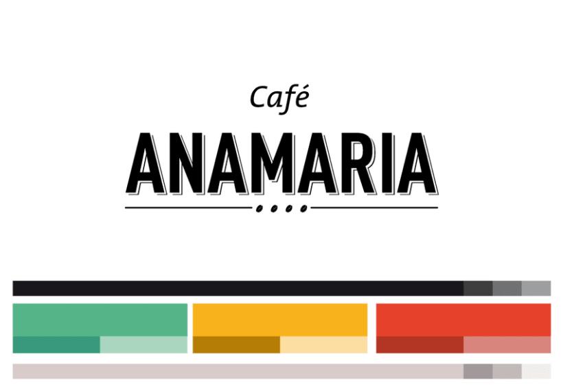 Logo  Café AnaMaría 1