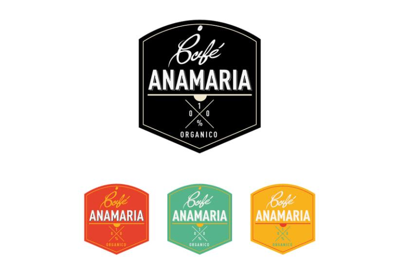 Logo  Café AnaMaría 4