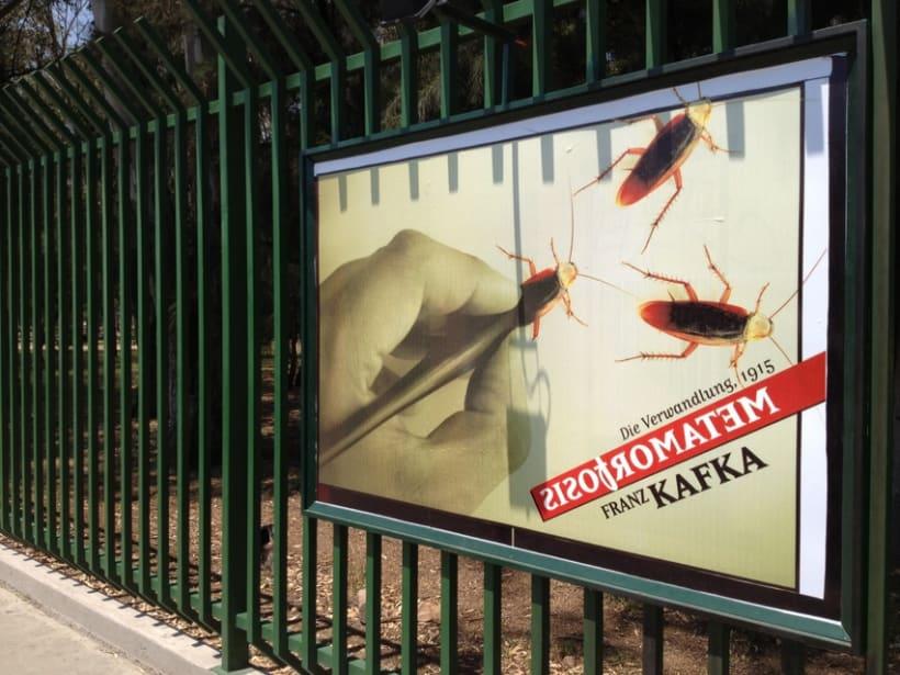 Exposición de carteles: Ver para leer 6