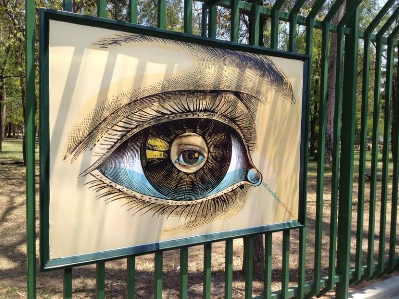 Exposición de carteles: Ver para leer 7