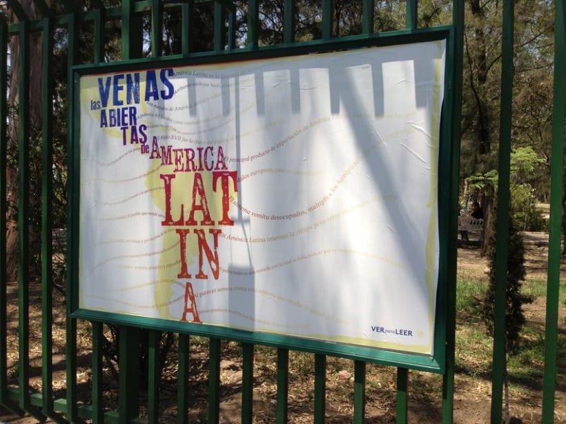 Exposición de carteles: Ver para leer 13