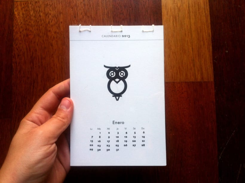 Calendario Futura. 0