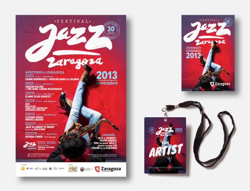 Festival de Jazz de Zaragoza 2013 1