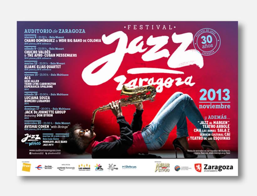 Festival de Jazz de Zaragoza 2013 2