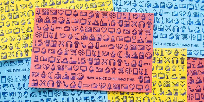Christmas Postcard 0