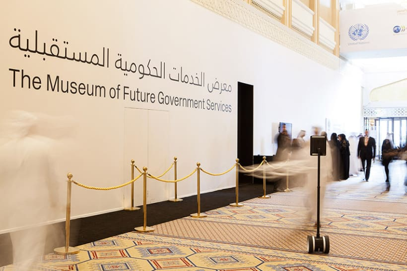 The Museum of Future Government Services 50