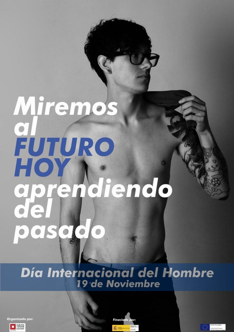 Día Internacional del Hombre -1