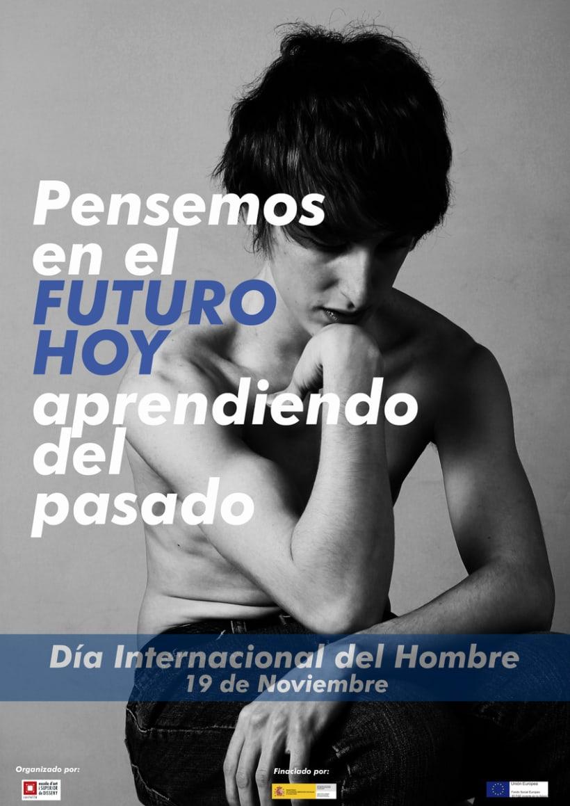 Día Internacional del Hombre 0