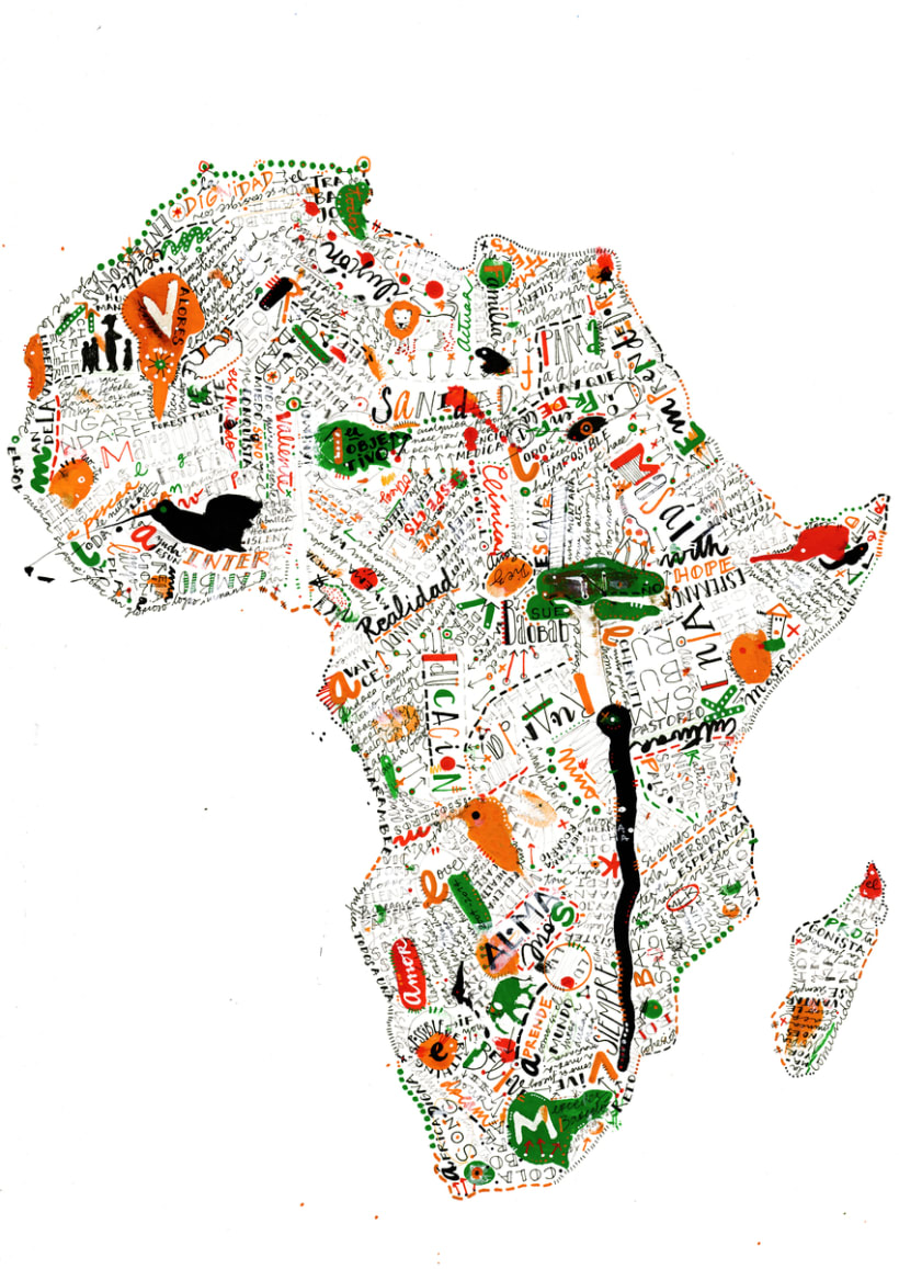 AFRICA DIGNA MAP 0