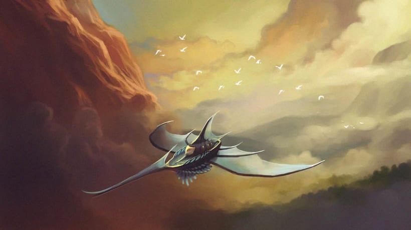 Ilustraciones de fantasía 2