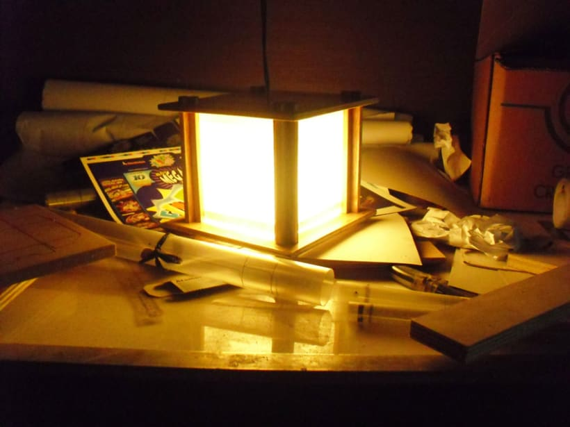 Lamp Design and Fabrication for a Aesthetic Center and Spa 5