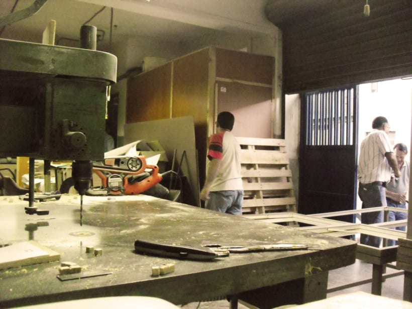Lamp Design and Fabrication for a Aesthetic Center and Spa 4