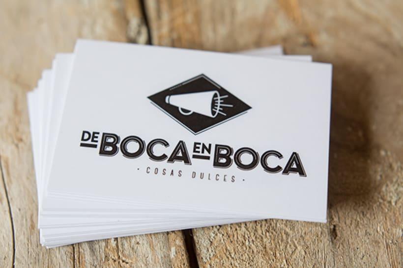 de Boca en Boca 0