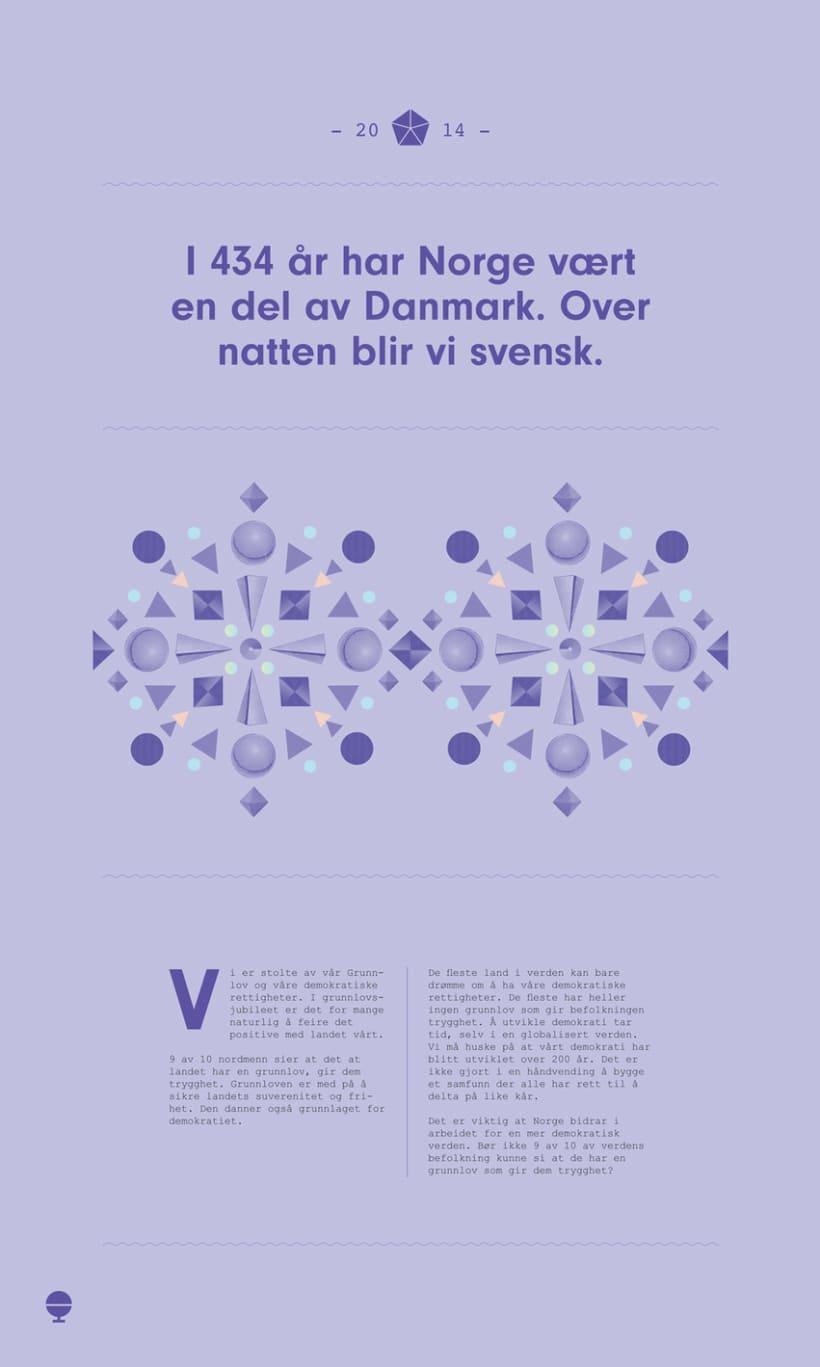 Norwegian Constitution. 200th Anniversary 15