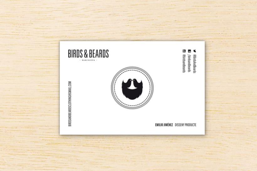 birds & beards -1