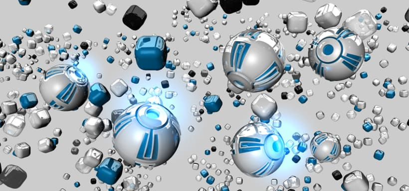 Cortometraje de animación - Motion Graphics 4
