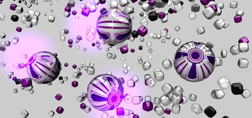 Cortometraje de animación - Motion Graphics 5