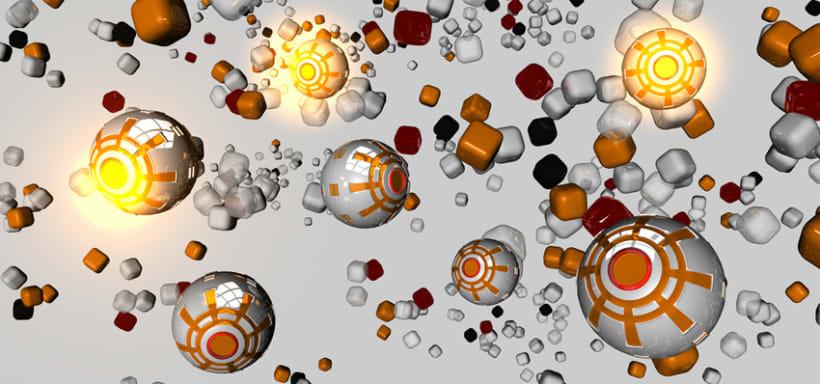 Cortometraje de animación - Motion Graphics 8