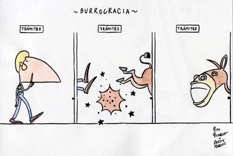 Burrocracia 0