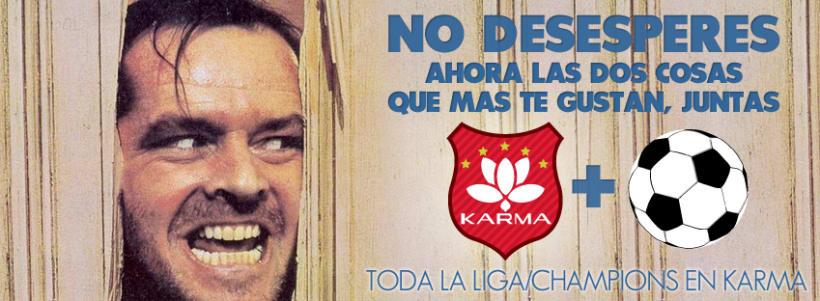 La liga en Karma 1