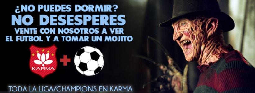 La liga en Karma 3