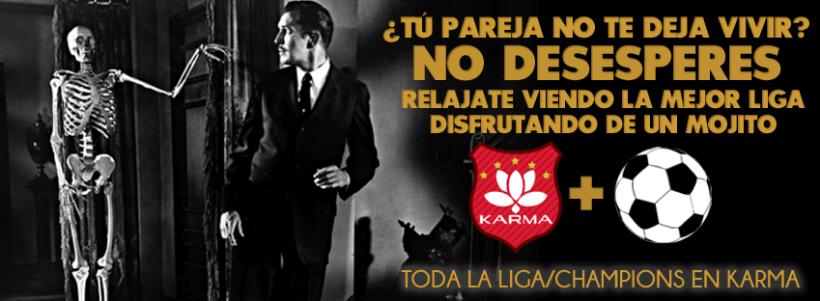 La liga en Karma 7