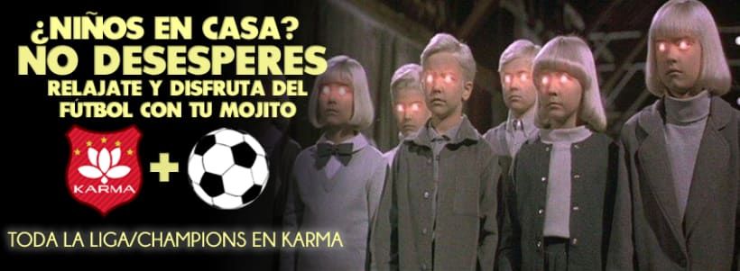 La liga en Karma 10