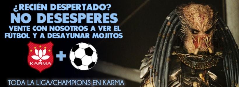 La liga en Karma 12