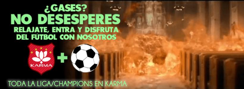 La liga en Karma 14