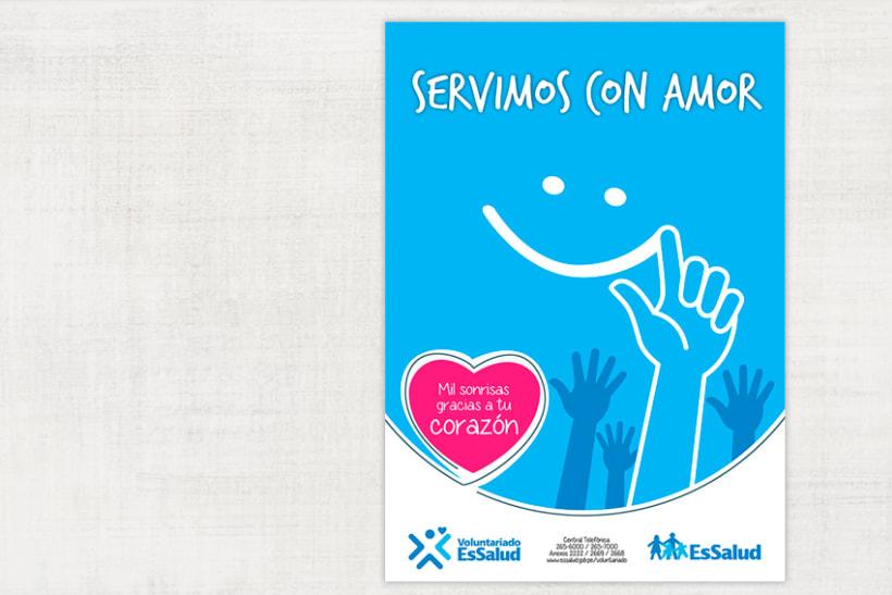 Voluntariado EsSalud - Campaña 2014 0