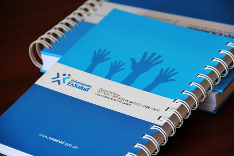 Voluntariado EsSalud - Campaña 2014 2