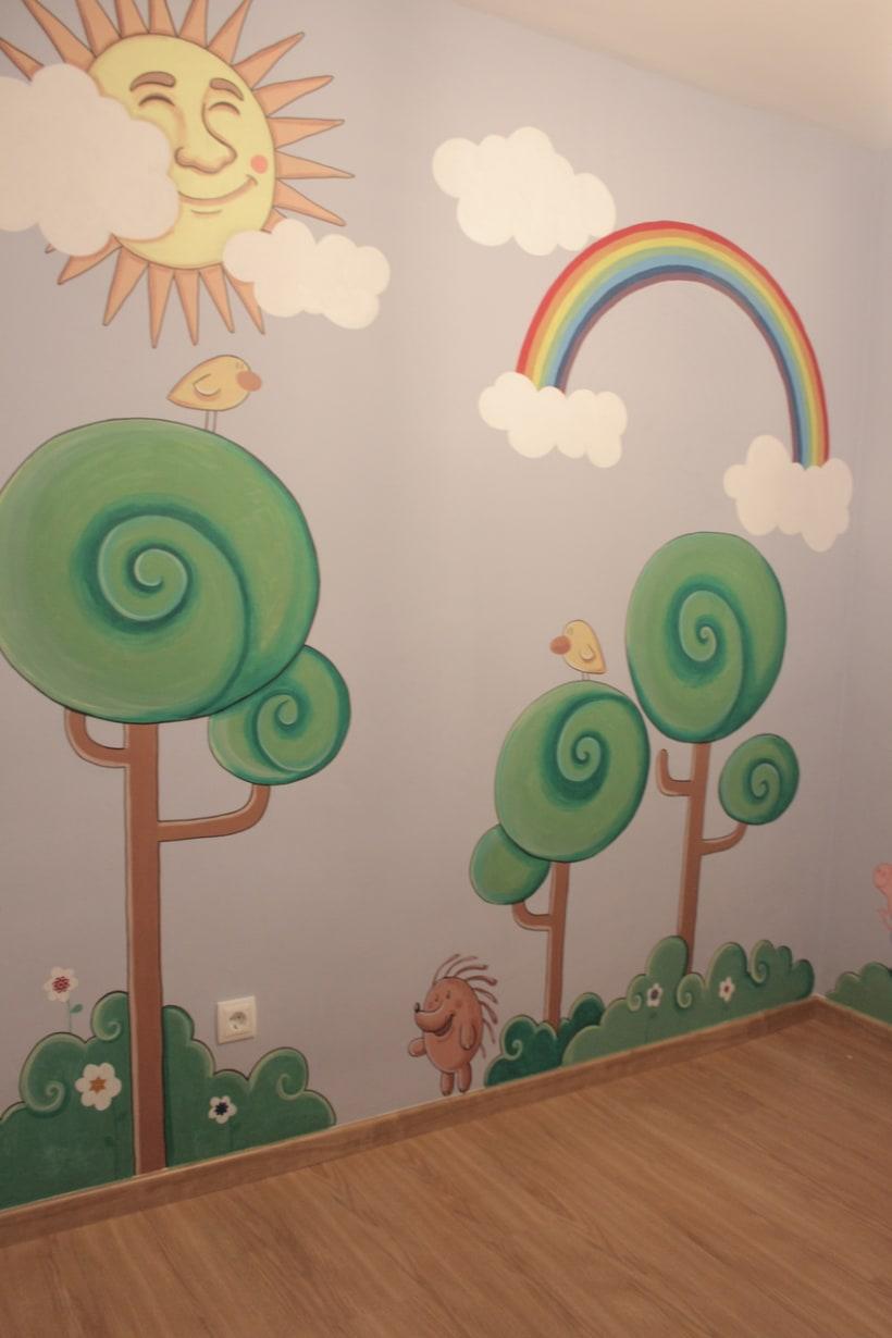 Pintura mural 14