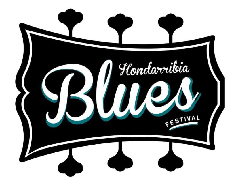 Identidad Hondarribia Blues Festival 1