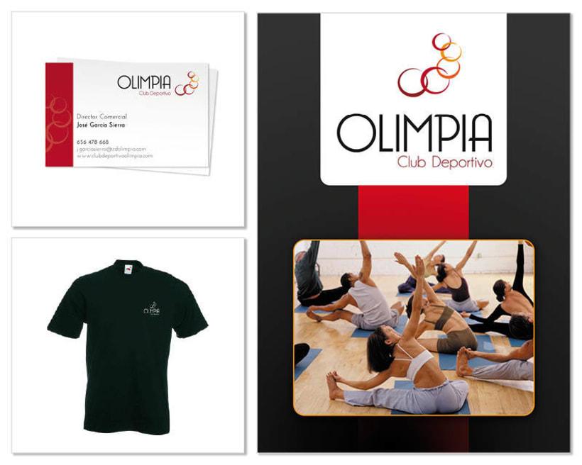 Olimpia Club Deportivo 3