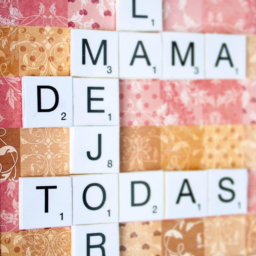 Cuadros Scrabble 3