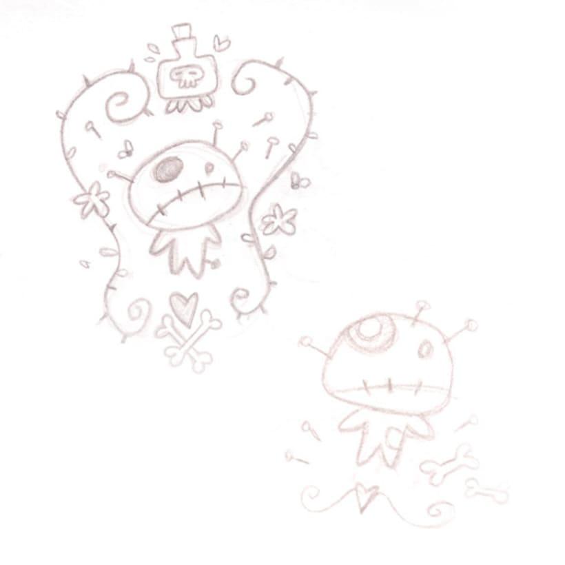 Voodoo Doll 3
