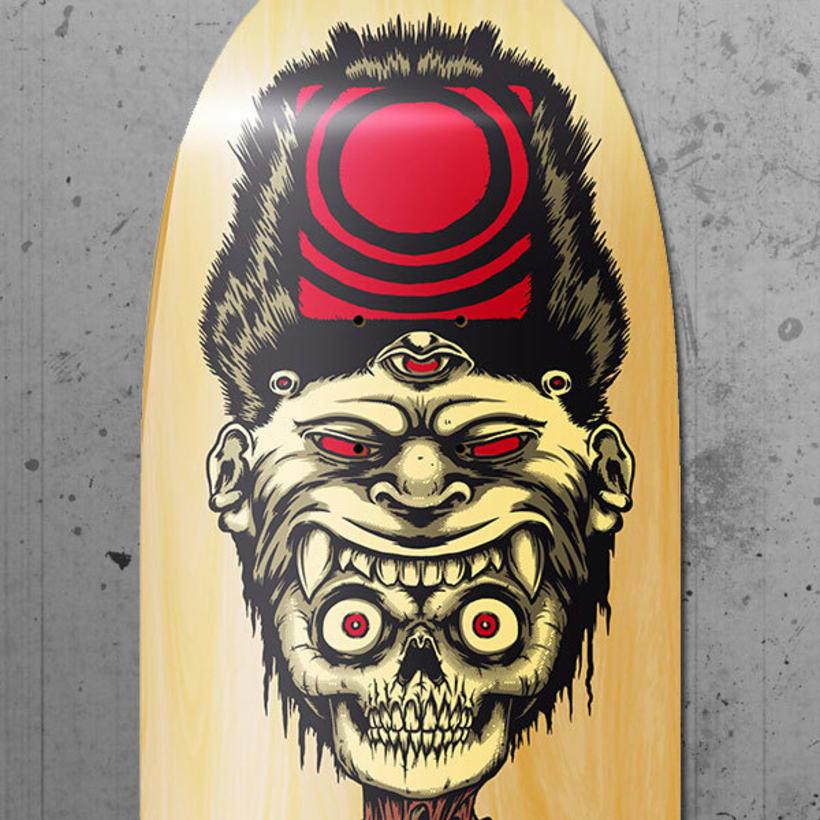 Jart Skateboards - Pool Before Death Series 5