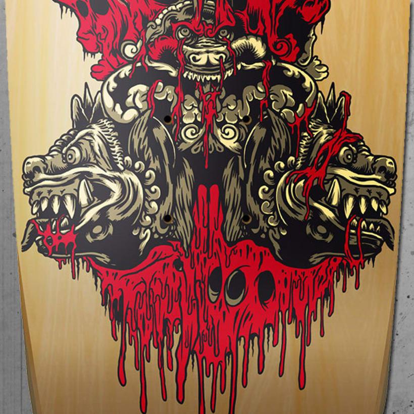 Jart Skateboards - Pool Before Death Series 7
