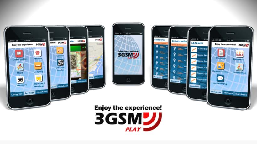 Proyecto App 3GSMPlay  0