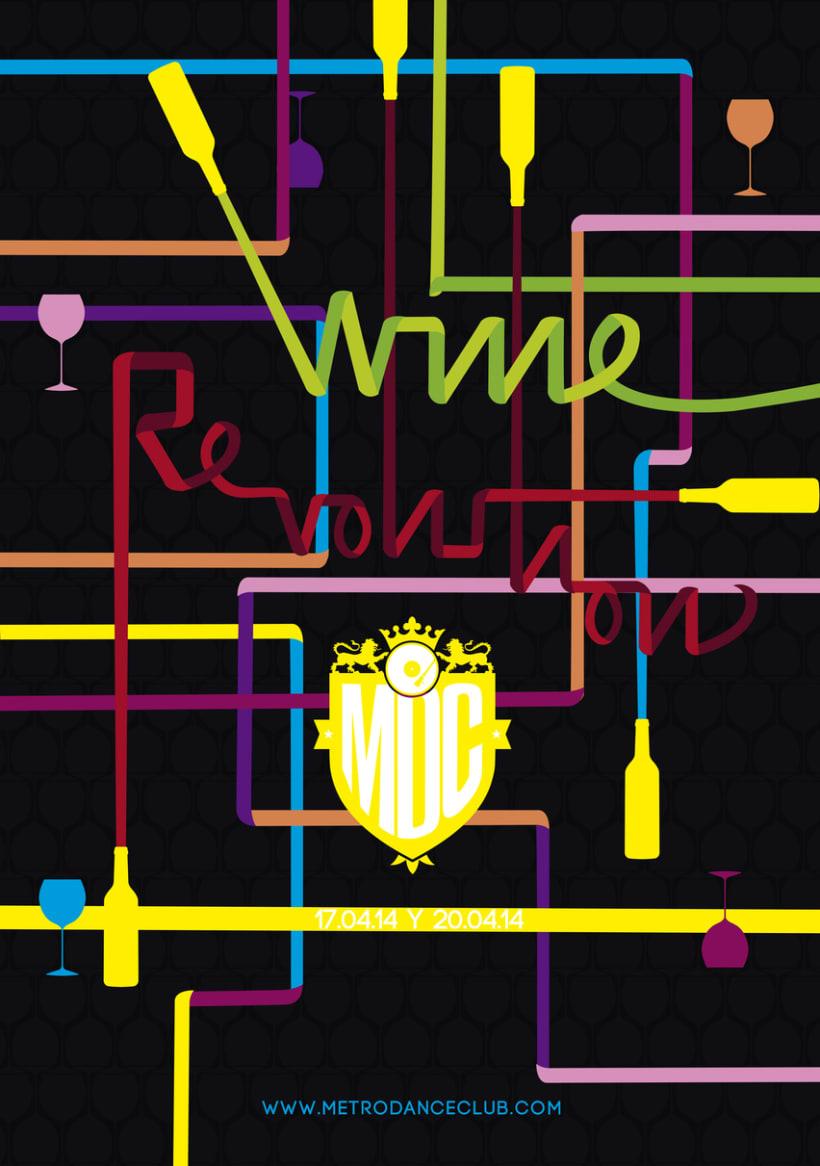 Wine Revolution. La fiesta del vino 0