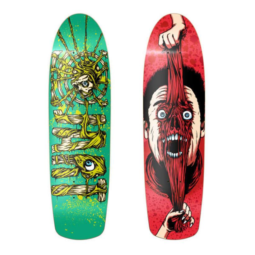 Jart Skateboards - Pool Before Death Series 3