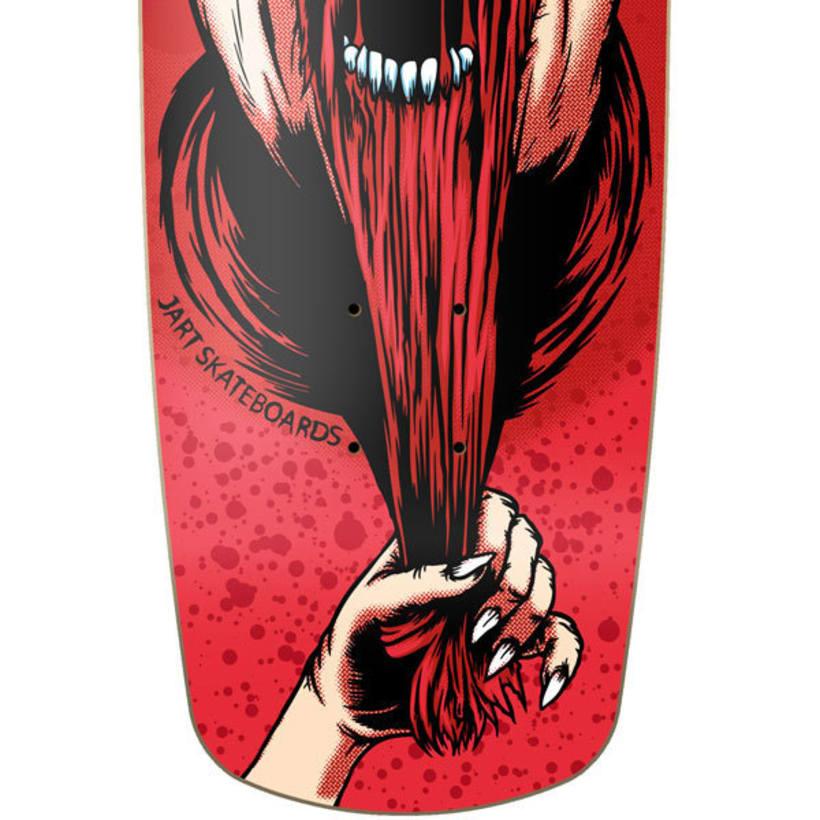 Jart Skateboards - Pool Before Death Series 8